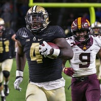 Thompson: Who wore Nos. 1-5 best in Purdue football?