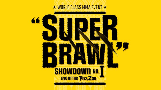 The Super Brawl Showdown I takes place Friday, Jan. 30 at the Phoenix Zoo.