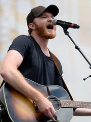 "Country star Eric Paslay will play songs such as his No. 1 hit, ""Friday Night,"" at 7 p.m. Thursday, July 26 ($35) at the Big Chill Beach Club."