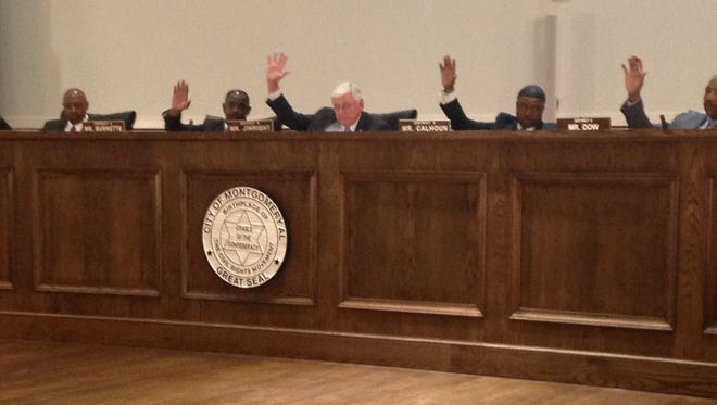 It was the first City Council meeting in two weeks. The next one will be November 3.