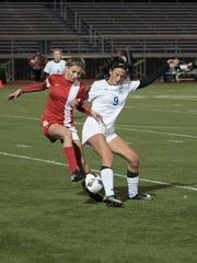In the Division II District Semifinal, Chillicothe defeated Jackson 2-1 Thursday night.