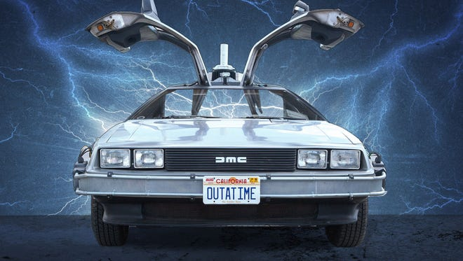 A federal lawsuit focuses on movie rights for the DeLorean, an iconic sports car featured in the Back to the Future movies.