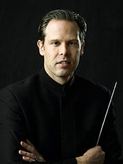 Andrew Altenburg is guest conductor for the Aug. 14