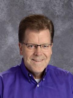 Randy Doerksen, music teacher at Lincoln Elementary School in Hutchinson, Kansas.