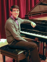 """Salem-raised composer Zach Gulaboff Davis' """"Organ Prelude"""" will premiere at St. Mark's Lutheran Church at 7 p.m. May 21. Davis is The National Federation of Music Club's Young Composer of the Year and a doctoral student in composition at Johns Hopkins University's Peabody Conservatory. The piece will be performed by Bob Thompson, plus Davis will also play several of his piano works. The concert is free."""