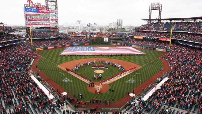 Citizens Bank Park in 2011