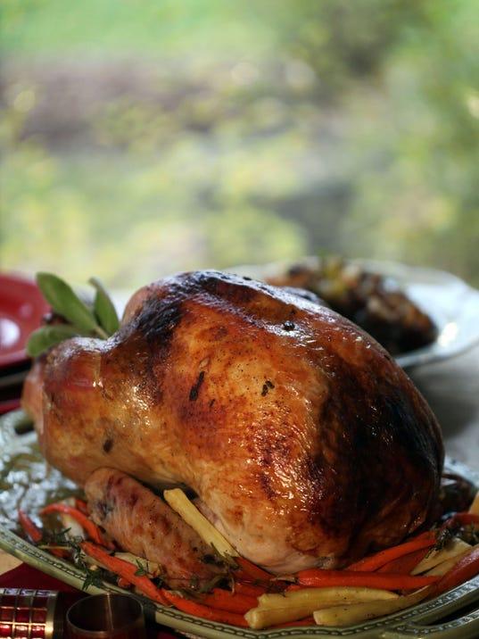 Turkey Rx: Brine, then roast or grill
