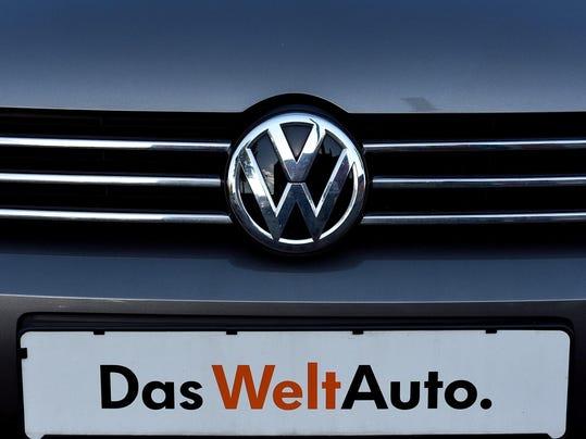 GERMANY-AUTOMOBILE-VOLKSWAGEN