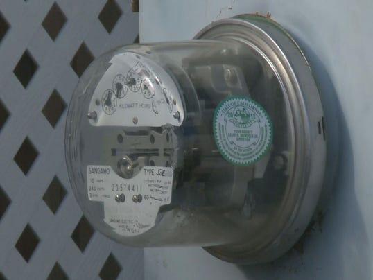 eletric meter