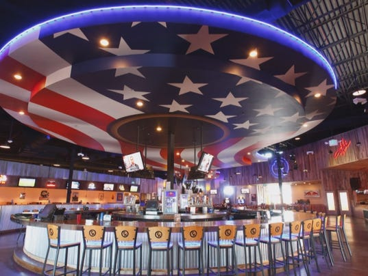 Toby Keith bar