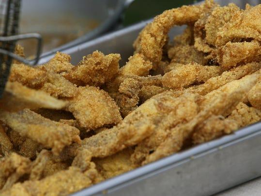 SP News Daleville Fish Fry P&P