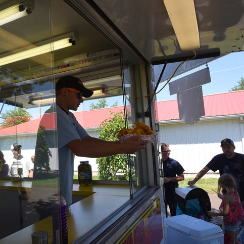 Local Flavor: Fried food doesn't disappoint at Hartford Fair
