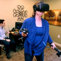 Virtual reality to fight opioids? One researcher aims to treat addiction with joysticks
