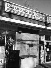 Railroad Deli in Garnerville is where Edwina Silvera bought her winning $2.5 million scratch-off ticket in October.