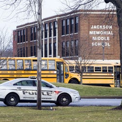 Seventh-grader shoots self at Ohio middle school; no one else hurt