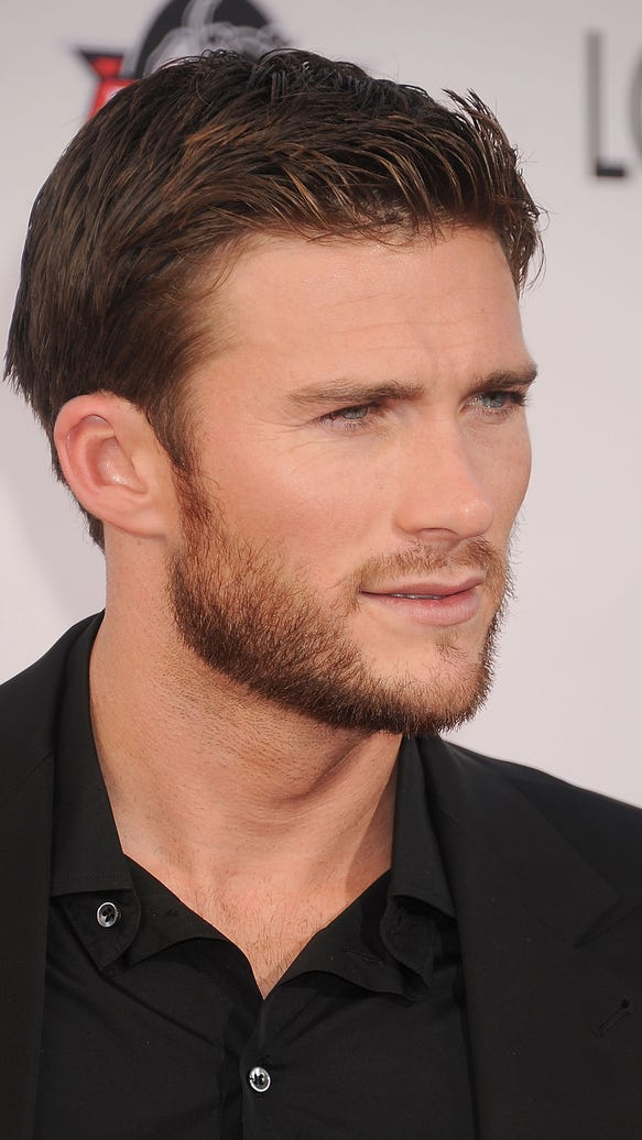 Yikes even clint eastwood is jealous of his son scott for Is scott eastwood clint eastwood s son