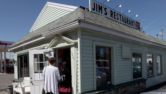 Jim Restaurant closed last year to make room for a grocery store.