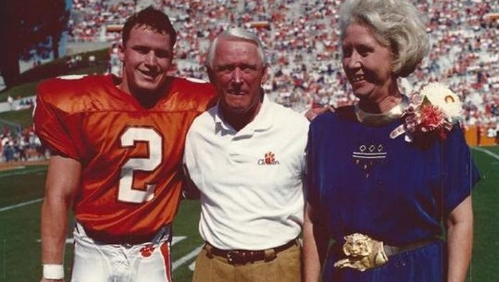 Former Clemson football standout Nelson Welch stable after suffering heart attack