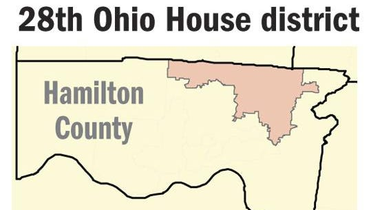 The 28th Ohio House District in Northeast Hamilton County is one of the most competitive in the state.