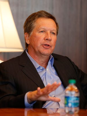 Gov. John Kasich has announced some additional services provided by the state's unemployment website.