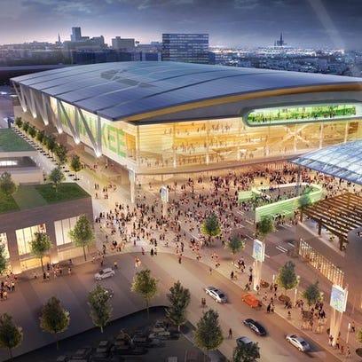 $500M downtown Milwaukee arena, entertainment plans unveiled