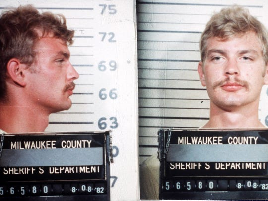 Jeffrey Dahmer, seen here in a 1982 mugshot, is among the most famous serious killers in American history.