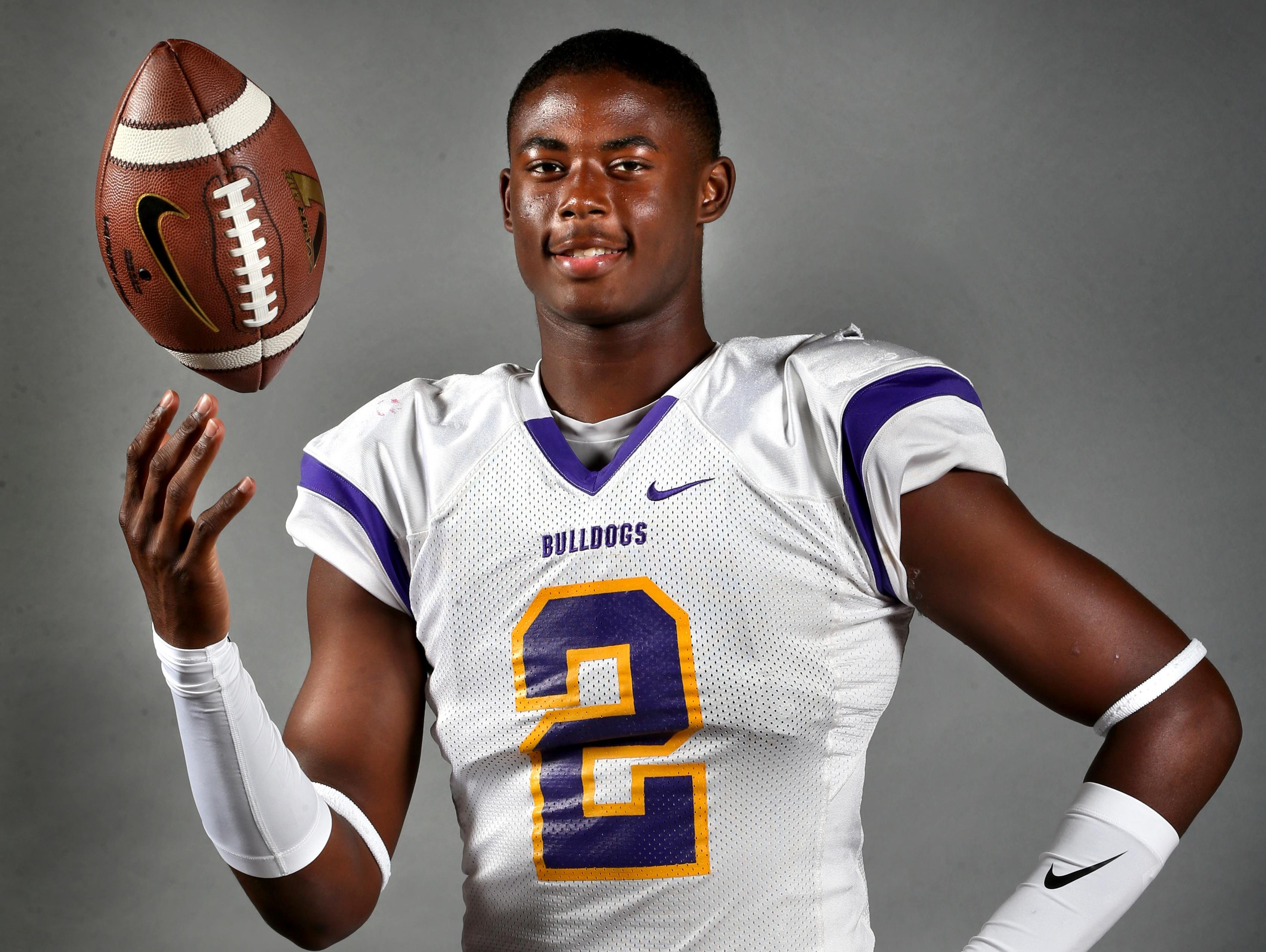 Smyrna's Ikenna Okeke committed to Texas A&M on Wednesday.