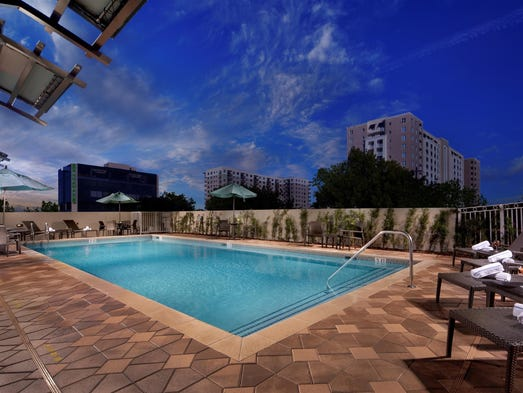 Miami International Airport Hotel Expedia