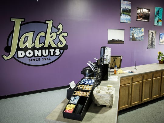 Jack's Donuts of Muncie, located at 2900 W. White River Blvd., announced its closure on Tuesday evening. The other store, located on McGalliard Road, is also closed indefinitely.