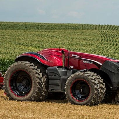 Your new self-driving car will be pioneered by a farmer