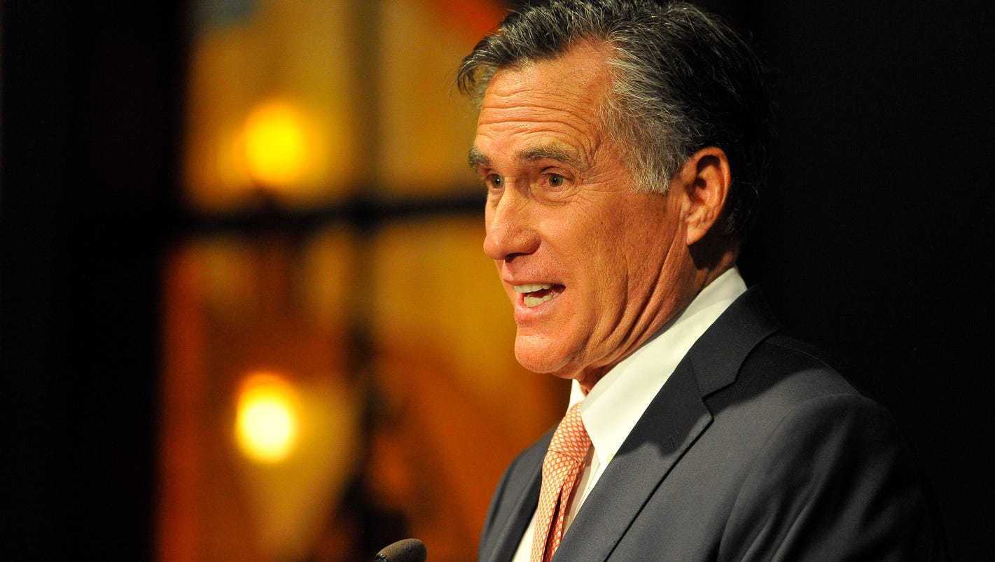 Judge: No death penalty for Mitt Romney, Christie Whitman