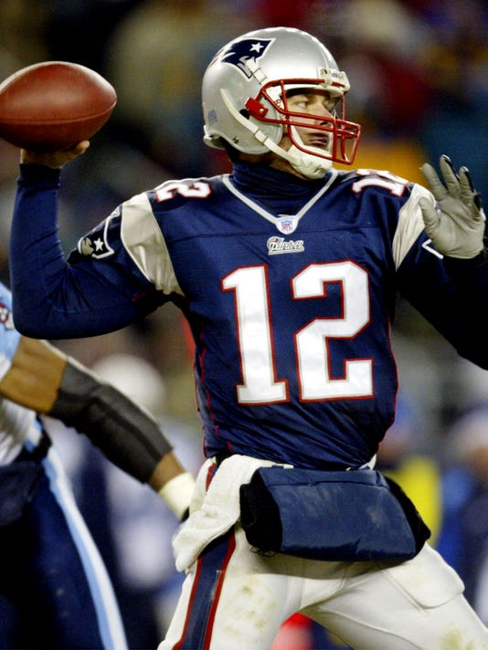 Tom Brady, Quarterback New England Patriots