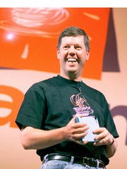 Cranbrook grad Scott McNealy, co-founder of Sun Microsystems, will caddy for his son this week.