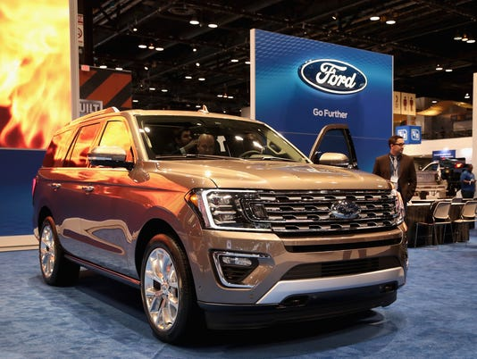 New Vehicles Previewed At Chicago Auto Show