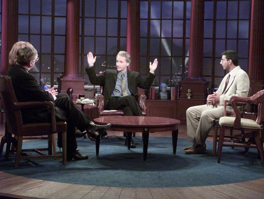 'Politically Incorrect with Bill Maher' with guest