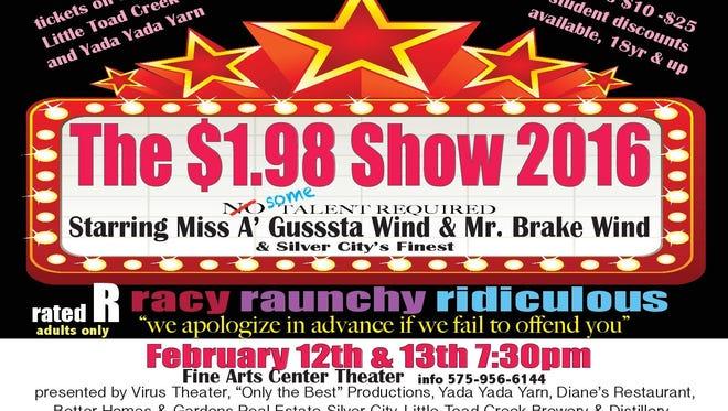 $1.98 Show 2016