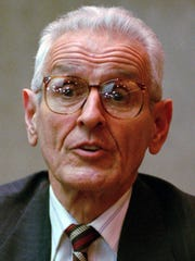 Dr. Jack Kevorkian is shown during his assisted suicide