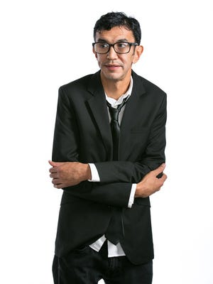 Comedian Flaco Martinez will perform during The Latin Comedy Jam at the Rio Grande Theatre.