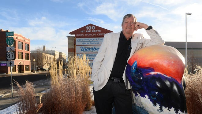 Steve Malicott, Great Falls Area Chamber president, is stepping down at the end of 2015 after achieving several goals through collaborative leadership.