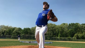 Paul VI senior Will Gambino became an MLB Draft prospect when he moved to the mound