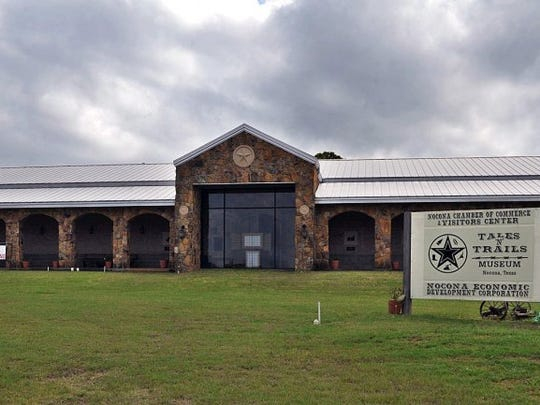 TORIN HALSEY/TIMES RECORD NEWS The Tales 'N Trails Museum in Nocona features exhibits in five main categories: Agriculture, Western Heritage, Oil and Gas, Native Americans and the Leather Industry.