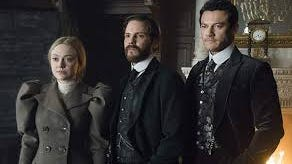 "The team reunites for a kidnapping case in ""The Alienist: Angel of Darkness."""