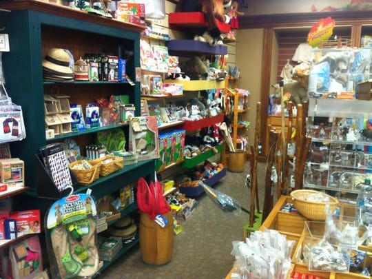 Connor Prairie offers a wide range of cool (and historical) gifts.