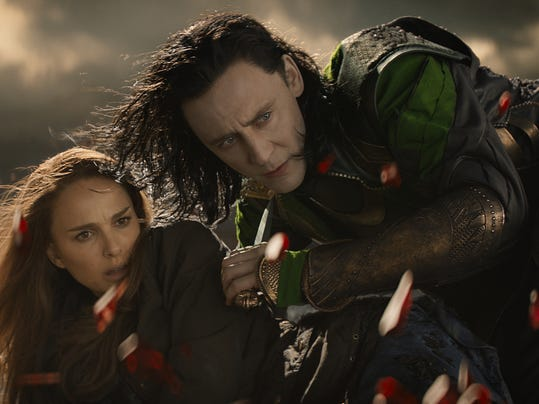 Loki Thor still