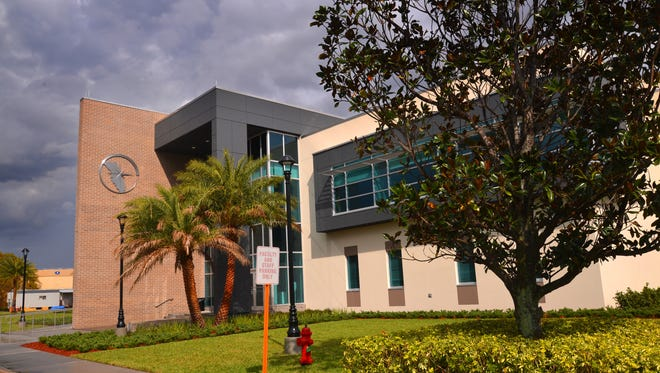 The official ribbon cutting for the Eastern Florida State College Health Science Institute was Thursday morning on the Melbourne campus. Health and nursing students will get to work with  state-of- the-art equipment.