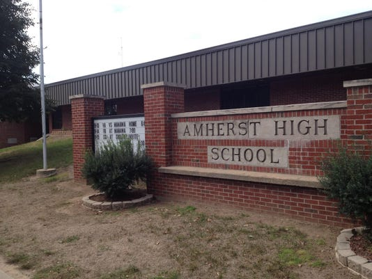 amherst high school