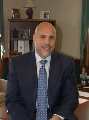 Gerard Velazquez is president and CEO of the Cumberland County Improvement Authority.
