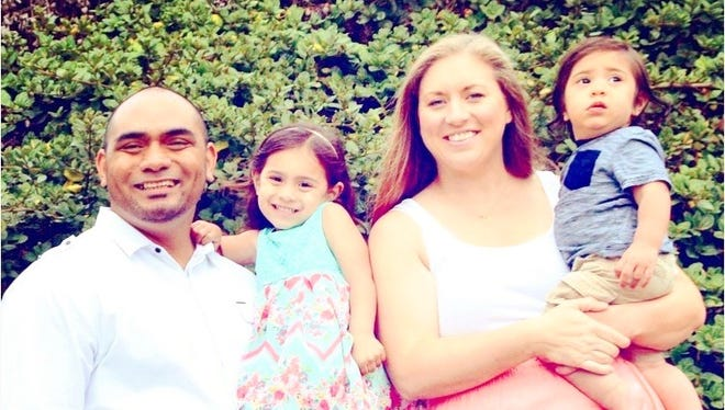 George and Jaclyn Manai to Minister at Cross Point Church this weekend.