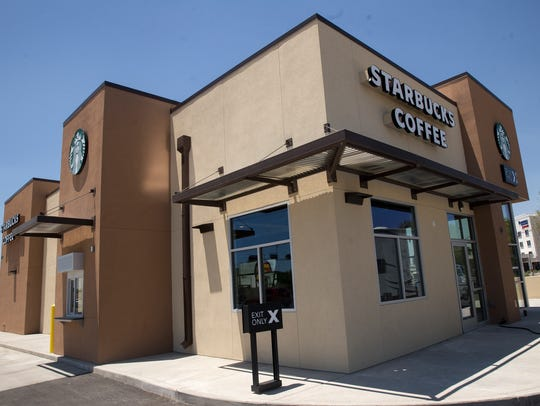 First Place Coffee Shop: Starbucks