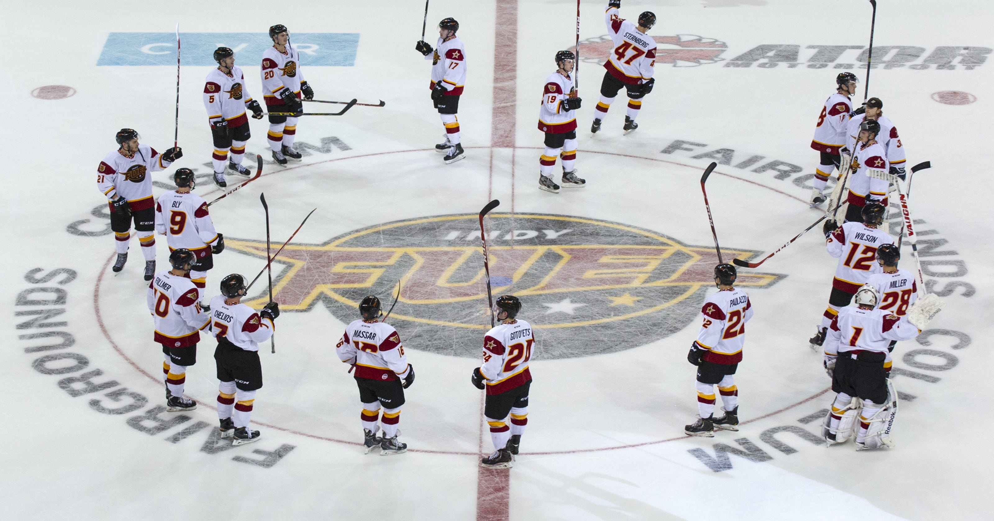 Indy Fuel president hoping for a sellout every night